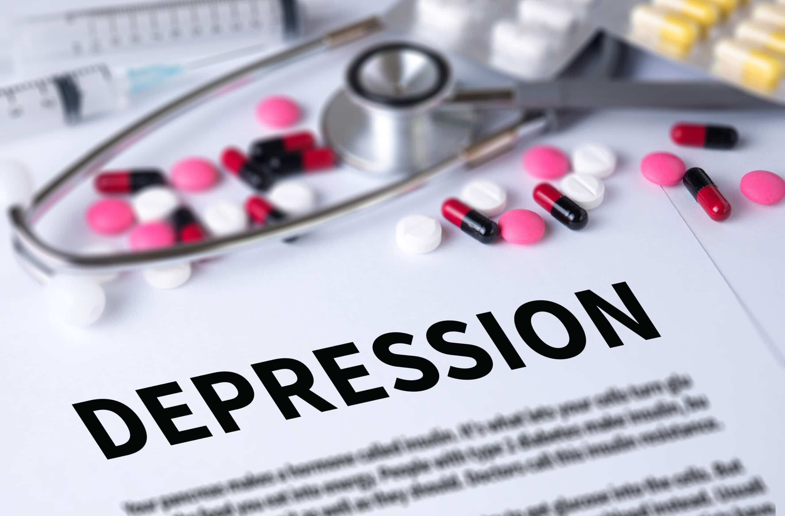 Why Medication Isn't The Best Solution For A Depressed ...