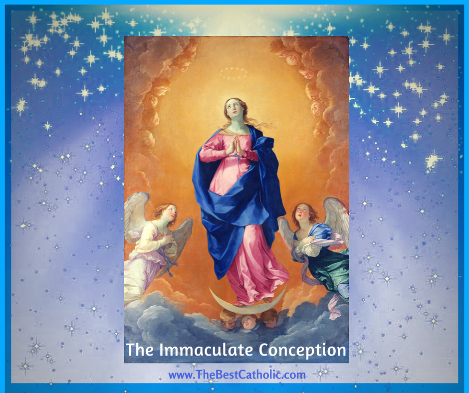 Importance Of The Immaculate Conception Of The Blessed Virgin Mary