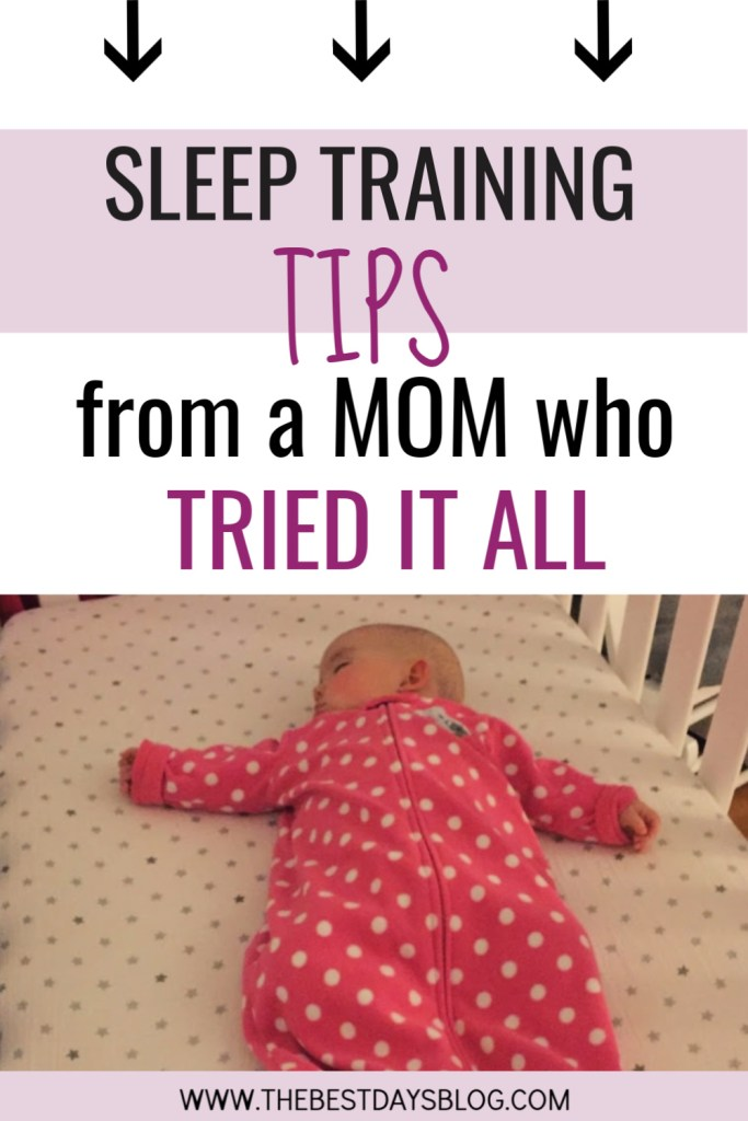 Sleep Training Tips From a Mom Who Tried It All