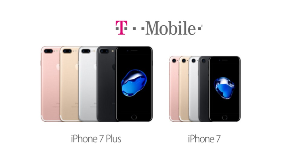 T mobile iphone deals