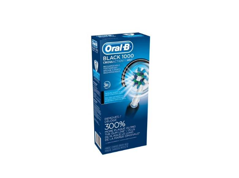 OralB Pro 1000 Power Rechargeable Electric Toothbrush for 1490 at