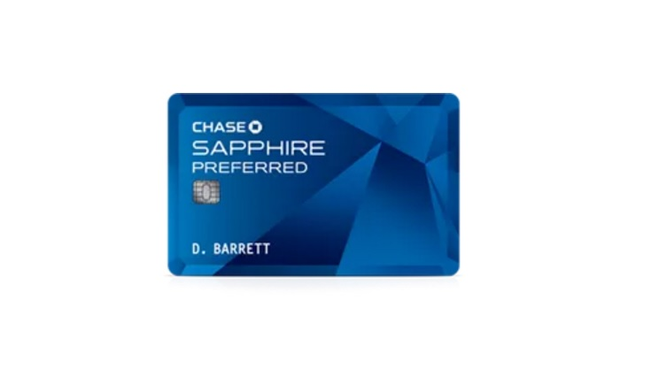 Chase Sapphire Preffered Card