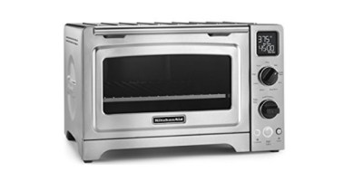 KitchenAid 12 Convection Bake Digital Stainless Steel Countertop Oven