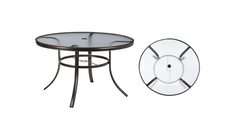 Essential Garden Carrollton Dining Table for $70.00 at Kmart ...