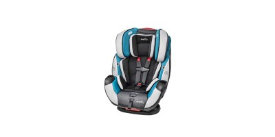 Evenflo Symphony DLX All In One Convertible Car Seat Modesto