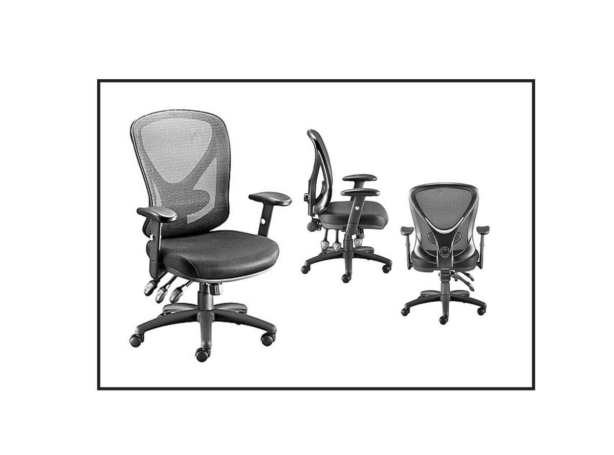 Staples Carder Mesh Office Chair Black for $39.39 at Staples – The