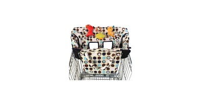 Crocnfrog 2-in-1 Shopping BabyCart Cover