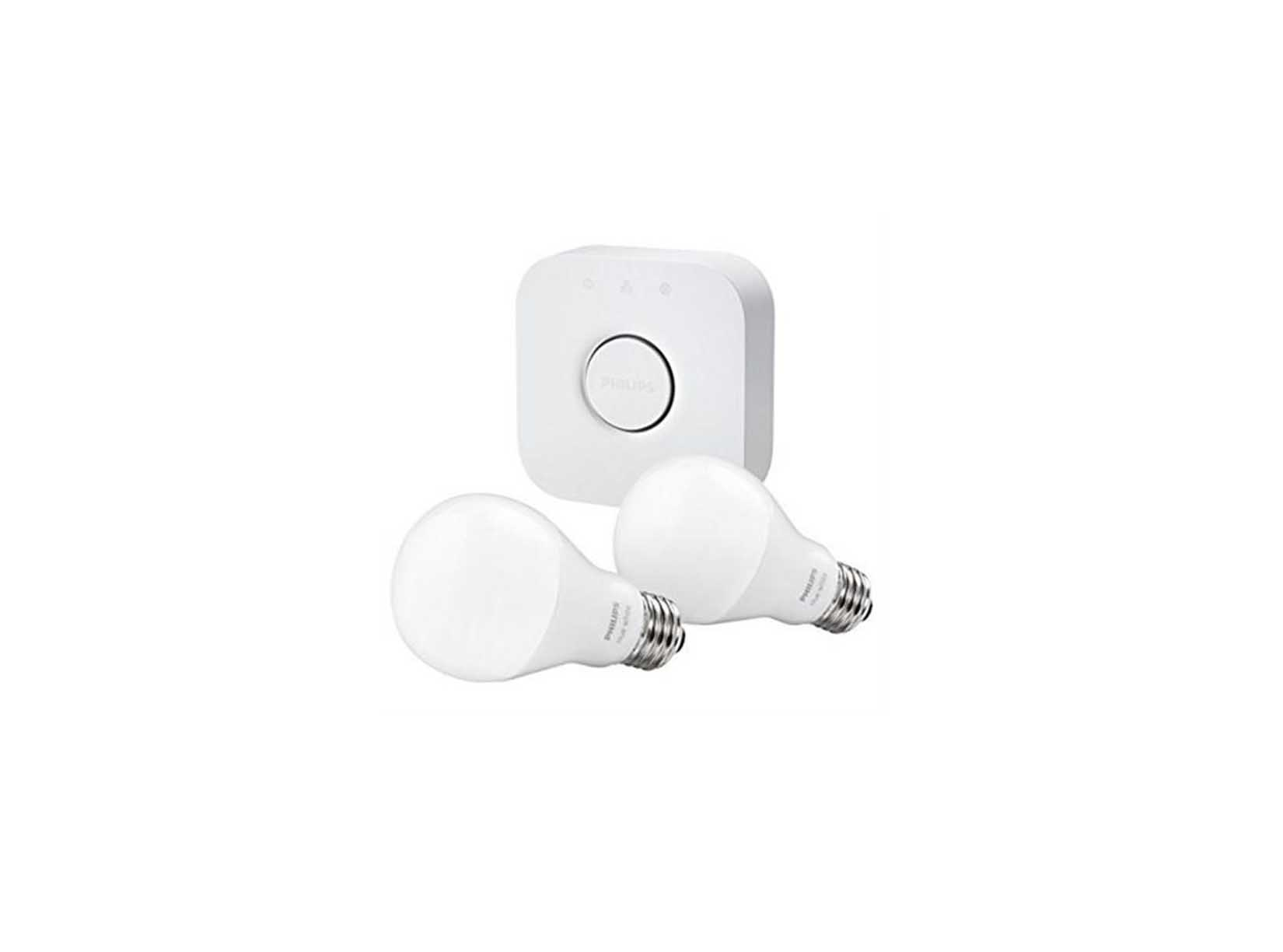 Philips Hue White E26 Starter Kit For 54 99 At Rakuten