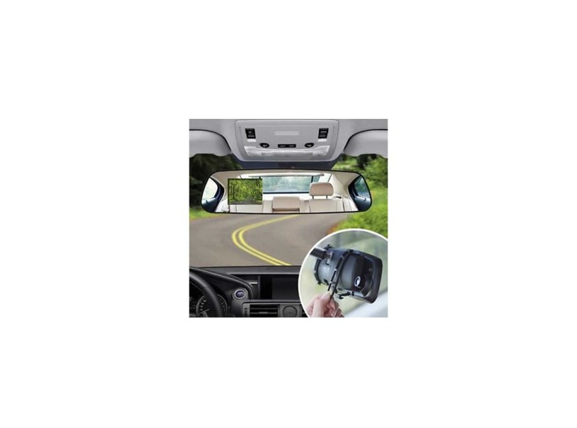 Dual Universal Auto Rear View Mirror Safety Dash Cam Recorder For