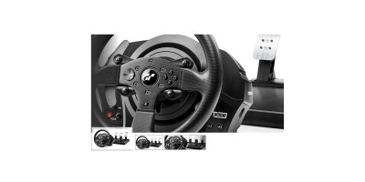 Thrustmaster T300 RS GT Racing Wheel – PlayStation 4