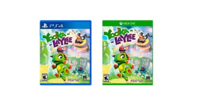 PlayStation 4 & Xbox One – Yooka-Laylee