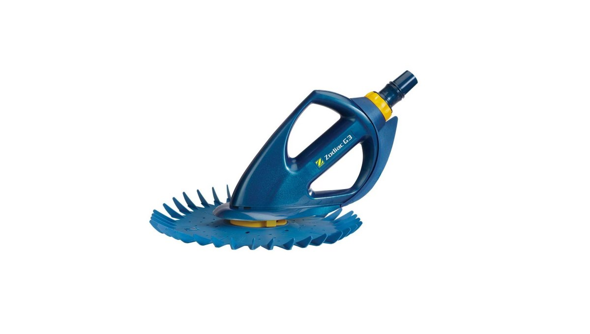 Zodiac -BARACUDA G3 W03000 Advanced Suction Side Automatic Pool Cleaner for$199.86 at Amazon