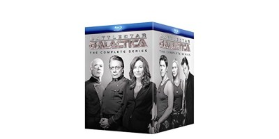 Battlestar Galactica – The Complete Series (DVD + Blu-ray | Box Set)
