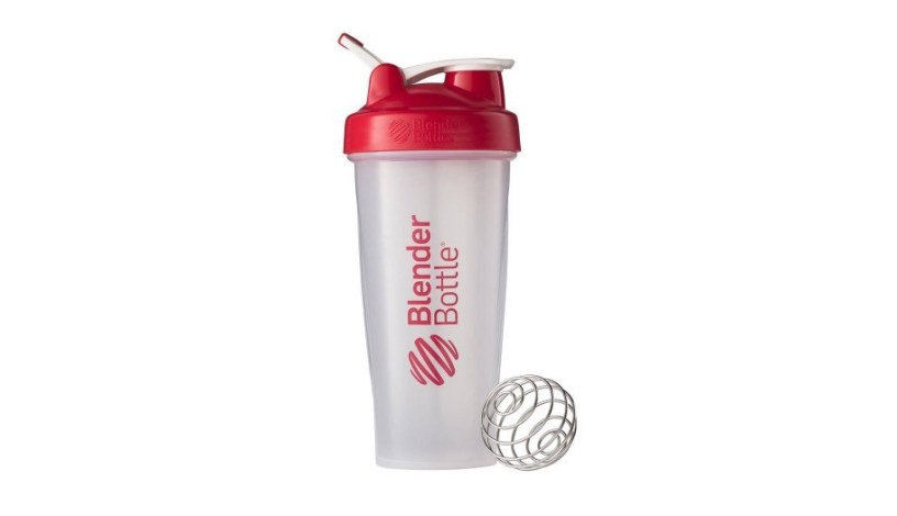 28oz BlenderBottle Classic Loop Top Shaker Bottle for $4 23 at
