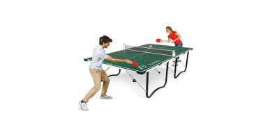 EastPoint Sports Easy Setup Fold N Store Table Tennis Table 15mm Top