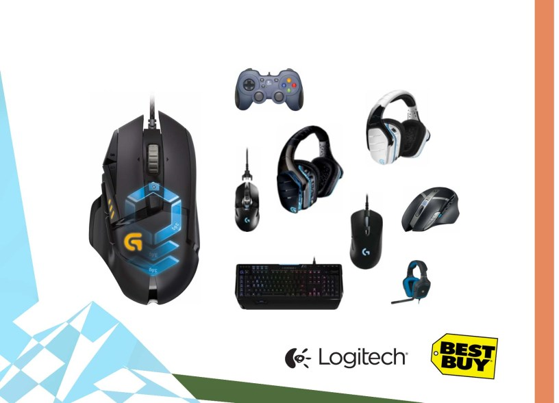 0946bddc758 Black Friday Deal: Logitech G502 Proteus Spectrum Optical Gaming Mouse for  $44.99 at Best Buy