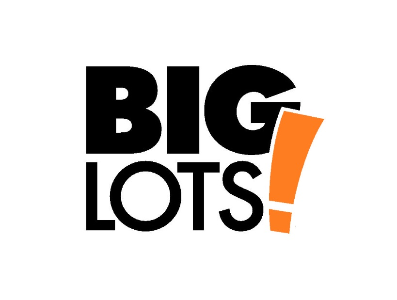 BigLots Coupon for $10 off $50, $20 off $100, $40 off $200 or $100 off $500 In-Store or Online (Valid thru 12/31)