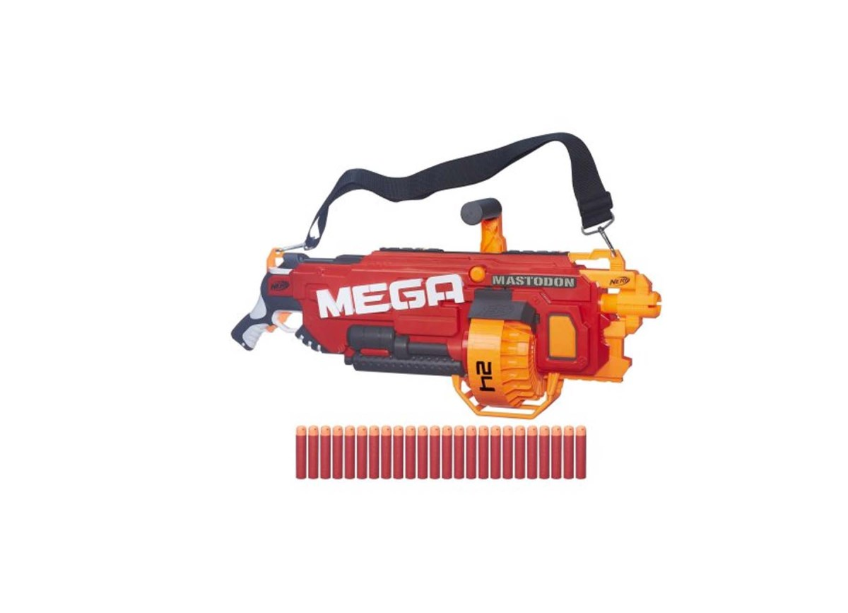 Nerf N-Strike MEGA Mastodon Blaster for $45.97 at Walmart