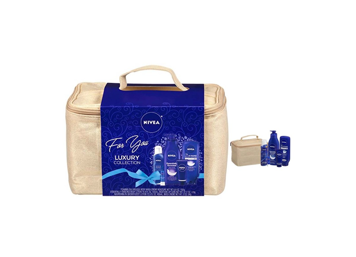 5 Piece Nivea Luxury Collection Gift Set for $12.50 at Amazon