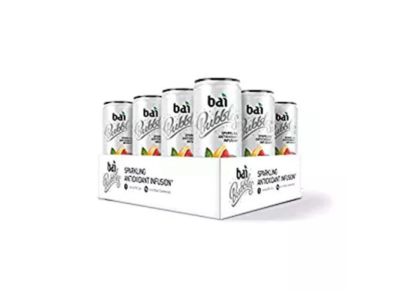 12 count Bai Bubbles, Sparkling Water, Jamaica Blood Orange – Antioxidant Infused Drinks (11.5 Fluid Ounce Cans)