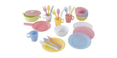 KidKraft 27pc Cookware Set