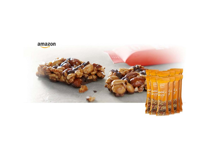 12 Pack Wickedly Prime Nut Bar – Peanut & Almond (1.4 Ounce)