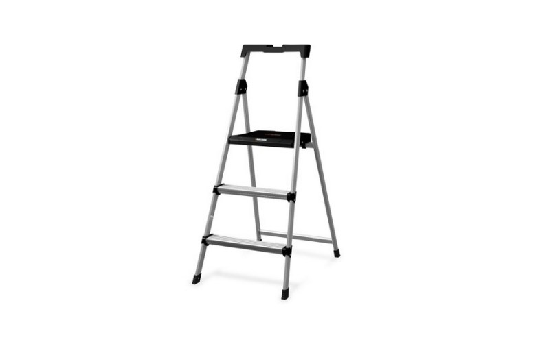 Wondrous Black And Decker 3 Lightweight Folding Step Stool For Caraccident5 Cool Chair Designs And Ideas Caraccident5Info