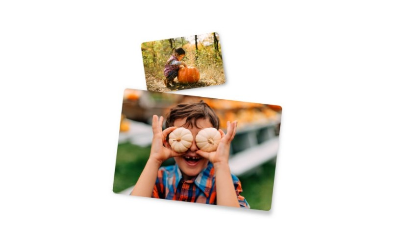 4×6 photo magnet