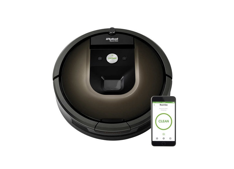 iRobot Roomba 985 Wi-Fi Connected Robot Vacuum for $499.99 at Costco (Members Only)