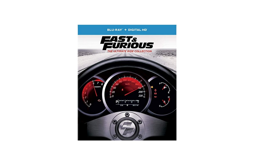 Fast & Furious: The Ultimate Ride Collection 1-7 for $26.99 at Amazon