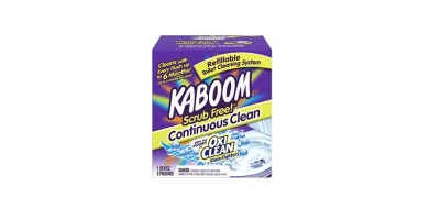 Kaboom Toilet Cleaning System