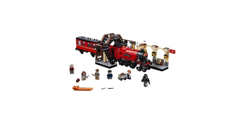 LEGO Harry Potter Hogwarts Express 75955 Building Kit 801