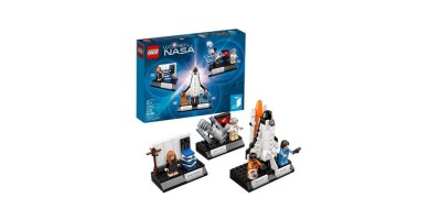 Lego Ideas Woman of Nasa