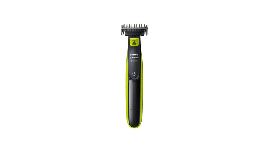 Philips Norelco OneBlade Wet/Dry Electric Trimmer for $29.99 at BestBuy