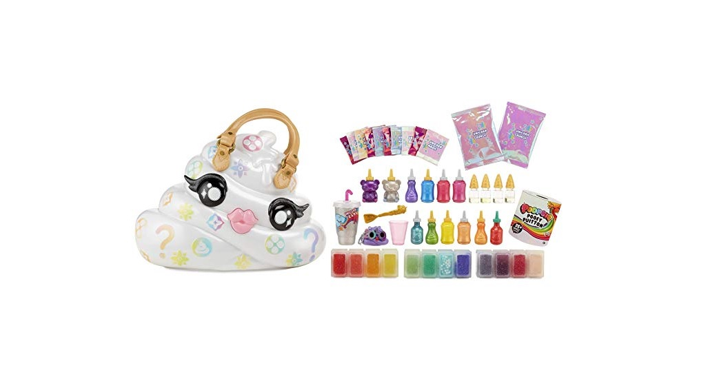 Poopsie Pooey Puitton Slime Surprise Slime Kit & Carrying Case for $49.99 at Amazon
