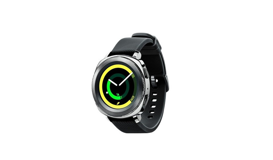 Samsung Gear Sport Smartwatch 43mm for $179.99 at Best Buy & Target