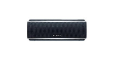 Sony SRS-XB21 Portable Wireless Bluetooth Speaker, Black