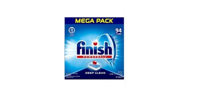 94 Count Finish Powerball Dishwasher Detergent Tablets