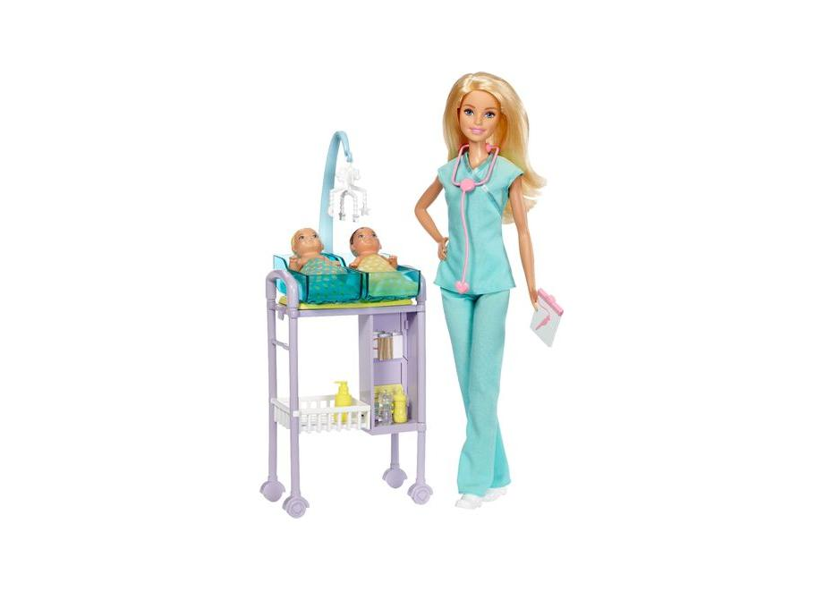 Barbie  Baby Doctor Doll for $12.99 at Bestbuy