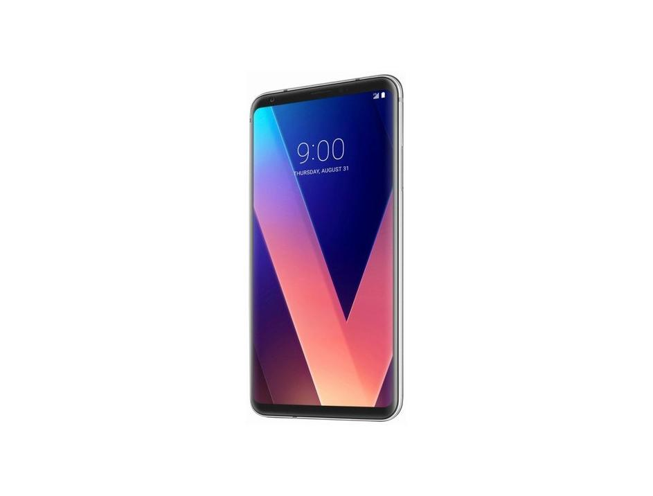 LG V30 US998 64GB Smartphone (Silver) for $279 at Rakuten