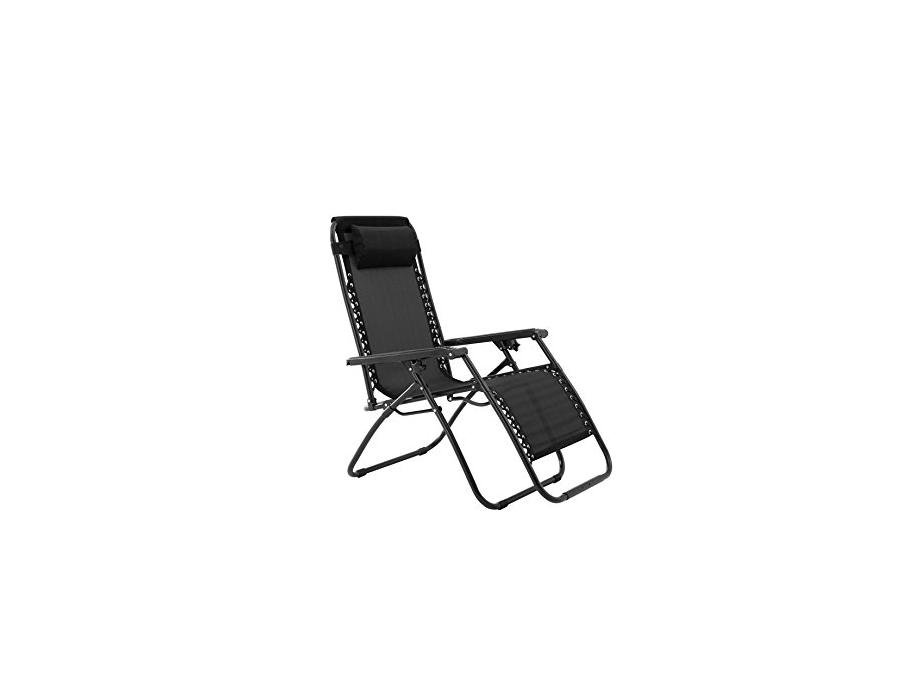 Zero Gravity Chair-Black for $29.99 at Amazon