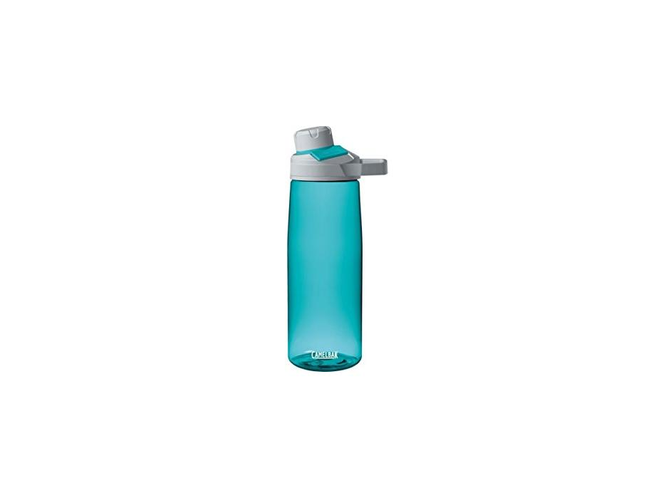 Blue Water Bottle Ships Free 25 Oz. CamelBak Chute .75L Show of Hands