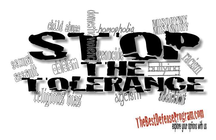 Stop The Tolerance