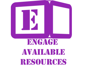 E is for Engaging available resources