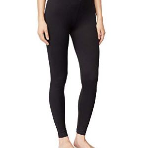 32 DEGREES Womens Lightweight Baselayer Legging, Black, Size Medium