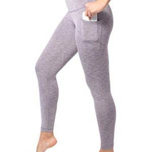 90 Degree By Reflex High Waist Tummy Control Squat Proof Ankle Length...