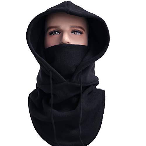 XINGZHE Balaclava Ski Mask Cold Weather Face Mask Neck Warmer Fleece ...