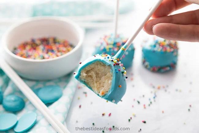 Cake Pops How to Make