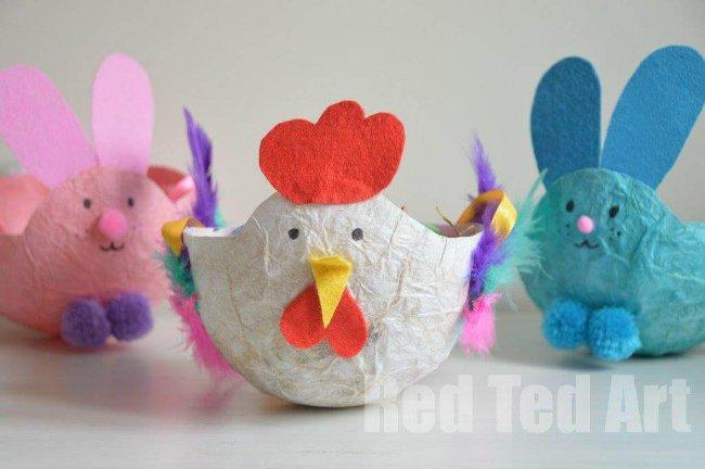 Easter ideas for preschoolers