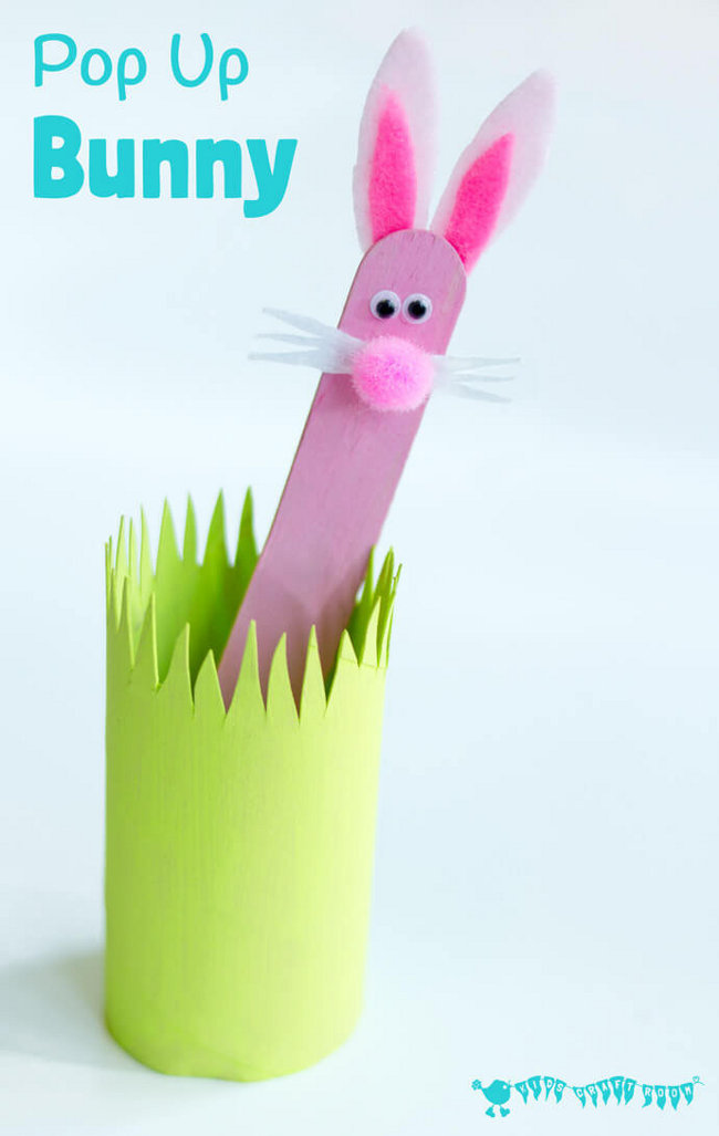 Easter craft ideas for toddlers